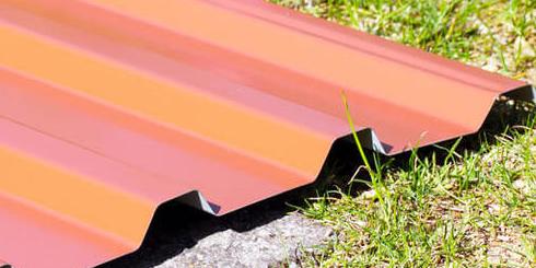 Trapezblech & Dachplatten