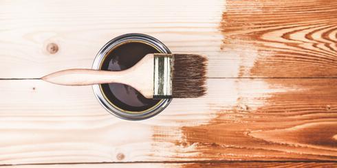 Holzfarben & Holzschutz