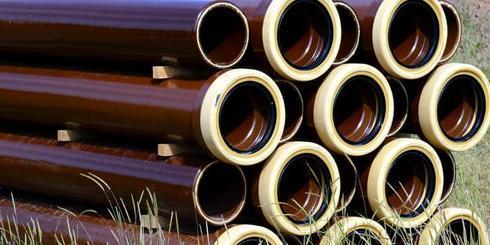 Steinzeugrohre & Formteile