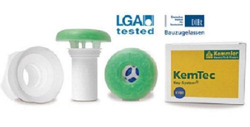 Geruchsverschlüsse für wasserlose Urinale