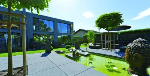 Gartengestaltung Idee modern_4