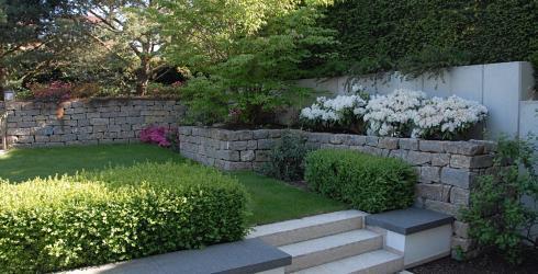 Gartengestaltung Idee Ziergarten