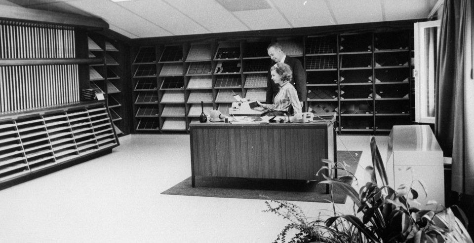 fliesenausstellung kemmler 1972