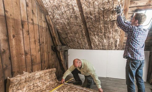 ausbau von einem dachgeschoss