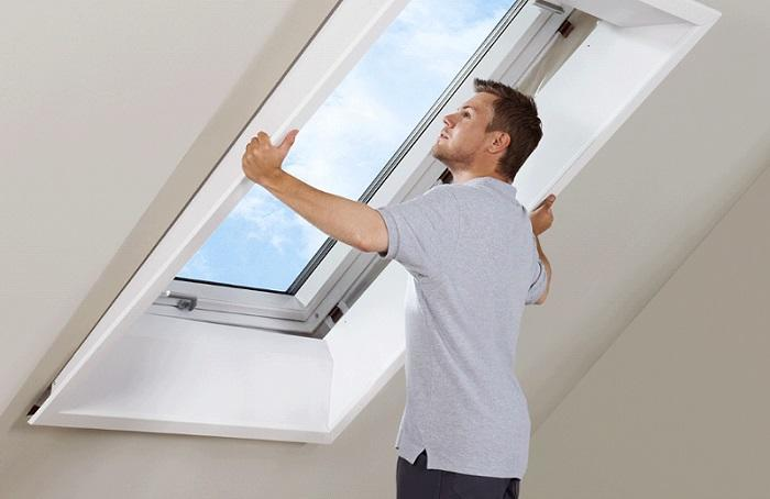 dachfenster selber einbauen