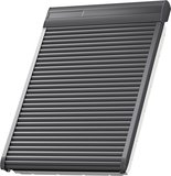 VELUX Solar-Rollladen SSL YK85 0000S YK85/113x124 cm SSL 0000S - Aluminium Dunkelgrau