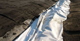 Bonar Vlies NW16 aus PP Kl. 3 weiß 4000 mm x 100 m/Ro.
