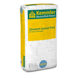 Kemmler Zement-Sockel-Putz