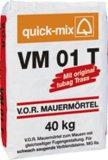 Quickmix Vormauermörtel VM01
