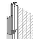Kemmler Anputzleiste 6 mm