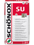 SCHÖNOX Schnelle Universalflexfuge SU 15kg/Sack anthrazit
