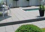 Braun Beton Aqua Granit Terrassenplatte