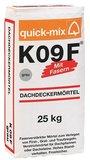 Quick-mix K09F Dachdeckermörtel braun