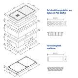 Betonwerk Wernau KKS Deckplatte