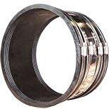 Steinzeug Manschettendichtung Typ 2B DN300 f. Stzg.-Rohre Normallast