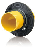 Mauerkragen-Montageset - System PSI AD=125 mm f.PVC-Ro. DN125