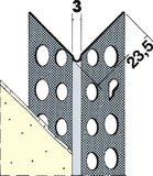 Kemmler Trockenbauprofil 3502 BL=3000 mm