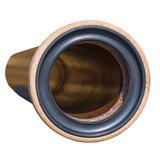 Osmose Steinzeug Rohr mit Steckmuffe L DN200 BL=2500 mm