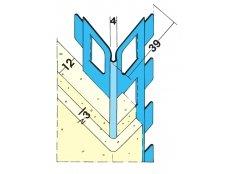 Protektorwerk Kantenprofil Innen und Außenputz